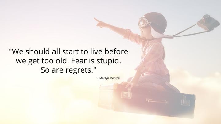 I Refuse To Let Fear WinAgain